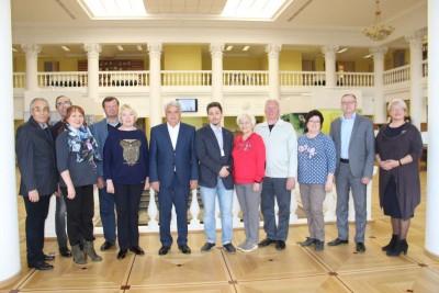 Президиум Ассоциации финно-угорских народов Российской Федерации проведет выездное заседание в Петрозаводске