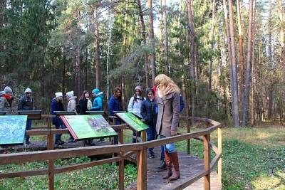 В этом году в «Заповедной Мордовии» побывало более 11 тысяч туристов