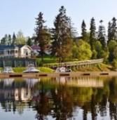 Гостинично-туристический комплекс «Ладожская Усадьба» в Карелии получил титул «Диво России»