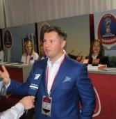Алексей Немов стал послом ЧМ-2018 города-организатора Саранска