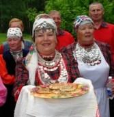 Праздничная и обрядовая пища Удмуртии